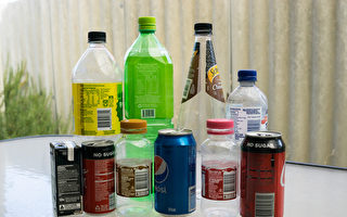 珀斯「瓶罐換錢」計劃實施百天  回收空瓶罐逾1.2億個