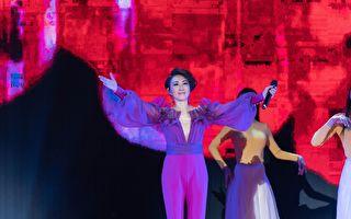 李翊君台灣巡迴演唱會3月開跑 勤練深蹲養體力