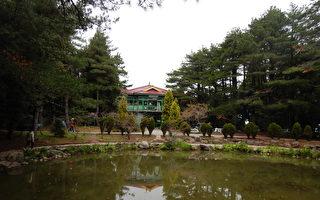 台灣古典詩:冬遊福壽山