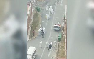河北病例暴增 石家庄市民抢购粮食蔬菜