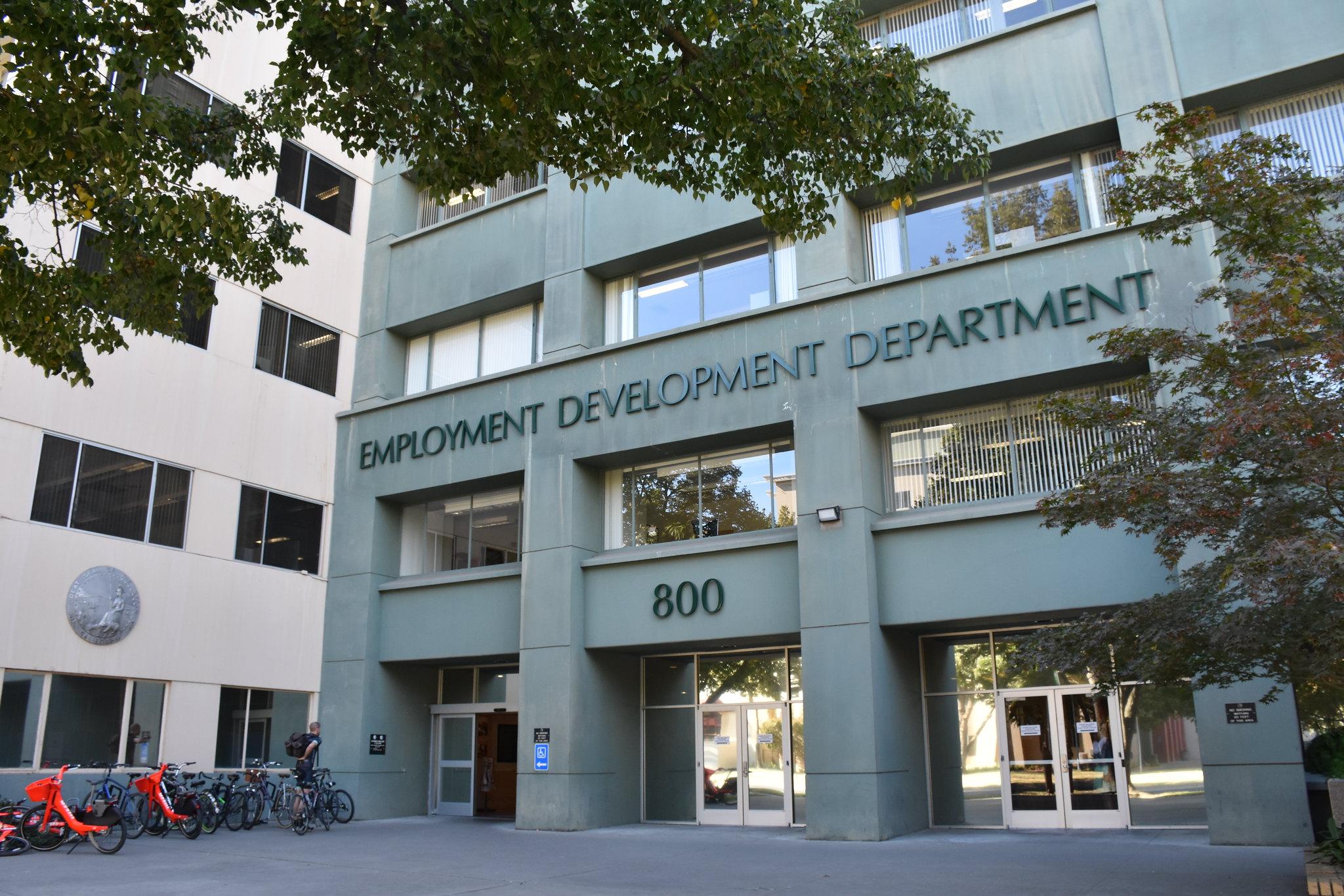加州申请失业金人数略降 但仍高于疫情前水平