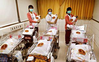 2021宏其婦幼醫院 9位元旦寶寶來報到