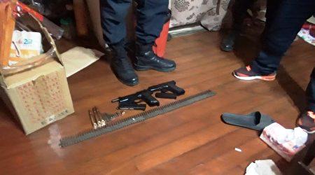 警政署署長陳家欽責令各警察機關全面掃蕩黑槍,展示警方對於「槍械零容忍」的立場與決心。