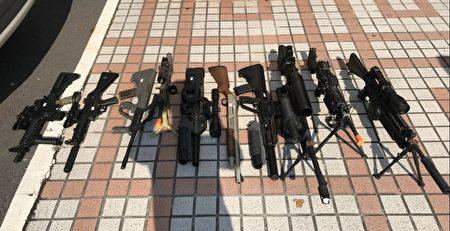 第一分局分局長張文川表示,本次能順利查獲非法持有槍械及恐嚇公眾犯嫌,歸功於員警奮力不懈,讓犯嫌無所遁形,展現警方努力維護治安的決心。