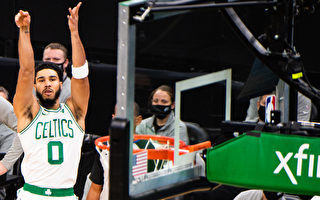 NBA塔圖姆致勝跳投 綠衫軍擒活塞報一箭之仇