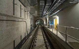 机捷延伸线A22站111年通车  中丰路恢复双向通行