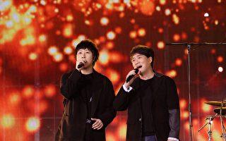 為攻蛋宣傳 周華健扮MIB潛入五月天演唱會