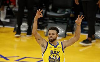 NBA庫裡飆創紀錄62分 勇士復仇開拓者