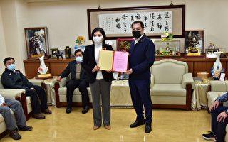 吳芳銘接任雲林農業處長 縣長期許注入新活力