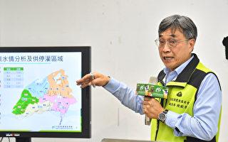 桃園2.8萬公頃一期稻作停灌