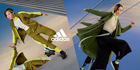adidas全新Future of Sportswear運動風格系列服飾。