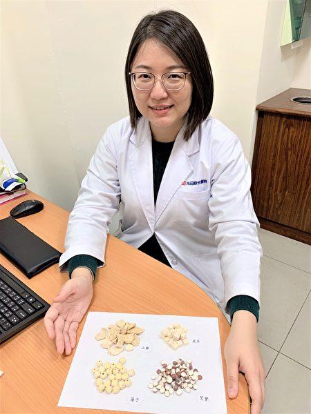 光田综合医院中医部主任陈暐棣建议炖煮四神汤方法,适合全体质。