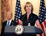 美国驻联合国大使下周将访台三天