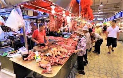 美國萊豬正式開放進口,近日傳出有業者擬調漲台灣豬肉售價,引發民眾關注。