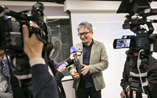 美數位極權現形 台專家杜奕瑾號召打破壟斷