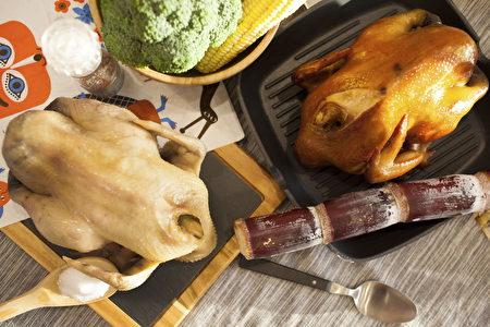 元榆牧場開運土雞全雞。