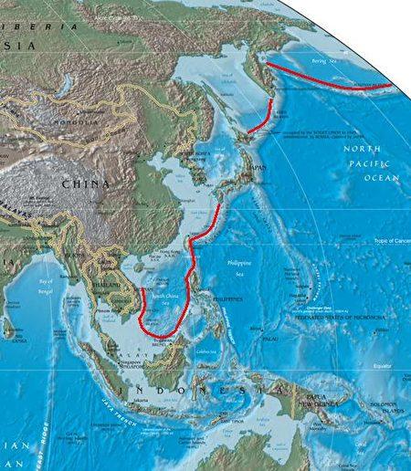 白宫印太战略解密 台湾列第一岛链伙伴