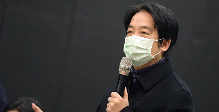 賴清德:活用北流讓台灣流行音樂創高峰