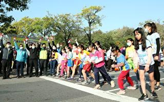 90校馬拉松接力賽 1600生班際對抗考驗耐力