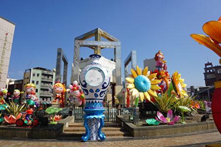 活潑有朝氣的花燈,也象徵斗六市是一個有活力、有熱情、有文化的美麗城市。