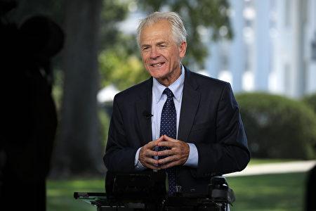 前白宫贸易顾问纳瓦洛(Peter Navarro)。
