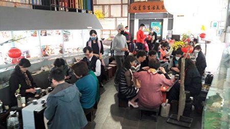由中华华人茶文化协会,以茶席方式呈现花与茶的对话