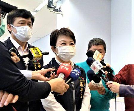 盧秀燕27日回應表示,感謝蔡其昌副院長等人,注意到中火長期污染問題,提出中火機組汰除等意見。