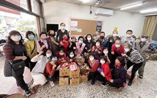 水噹噹攜手40家企業  送暖邊緣戶千元小紅包