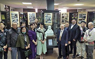 台湾雕塑之父黄土水《少女》雕像回太平国小