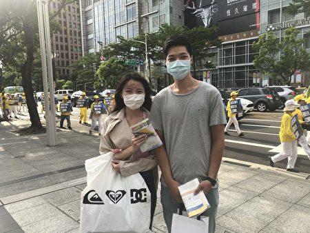中华民国行政院主计总处1月29日公布2020年台湾经济成长率概估为2.98%,由于防疫成功,疫情之下逆势缔造亮眼成绩,不只是近30年来经济成长率首度超越中国,更傲视所有已开发国家。图为信义区人潮。