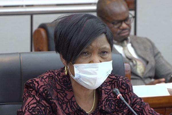 津巴布韦防长指责中共是疫情的罪魁祸首