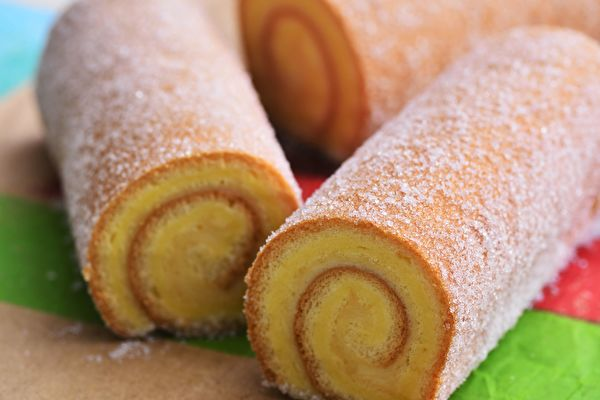 【簡單做蛋糕捲】砂糖雞蛋糕 鬆軟甜香卡滋口感