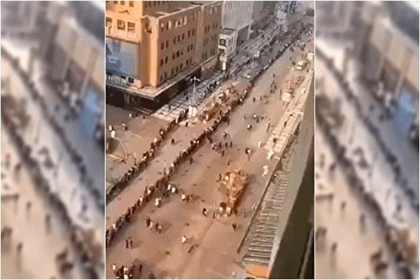 【一线采访】北京网易大厦传疫情被封