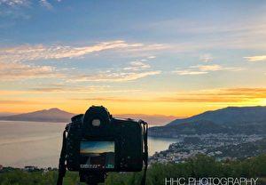 行行摄摄看世界, 意大利, 阿马尔菲海岸线, 周海伦