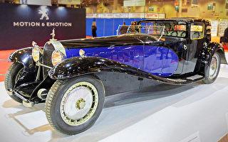 组图:世界前十名最稀有最昂贵的汽车