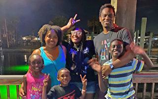 德州夫婦領養四兄妹 並助他人成領養家庭