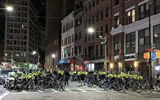 去年5/31烧波士顿警车 少年犯在纽约被捕