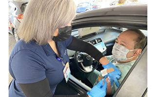 體育館和迪斯尼公園停車場設疫苗超級注射站