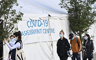 安省周二增1,740人染疫 测试量两月来最低