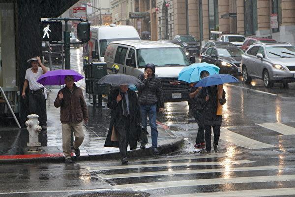 摆脱干旱天气 湾区将迎来系列降雨