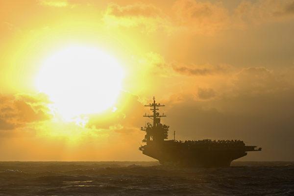 沈舟:羅斯福號航母正進入西太平洋對抗中共