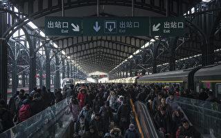 黑龍江至北京列車現5感染者 途徑6省市20站