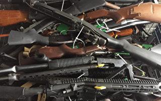 新的枪支回购计划将于下月开始实施