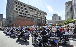 波士顿去年治安好转 入车盗窃增加