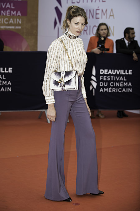 Sigrid Bouaziz, 电影节, 法国, 演员