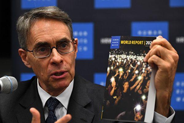 人权观察报告:中国人权状况进入至暗时期