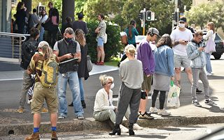 澳洲国庆日前 新州卫生厅敦促保持社交距离