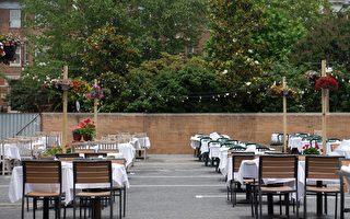 多伦多餐馆最早5月份可室外餐饮