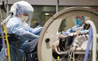 洛县感染超百万 确认首例英国变种病毒