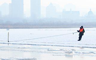 上海等7省市降温 最冷小镇降温至-45.9℃